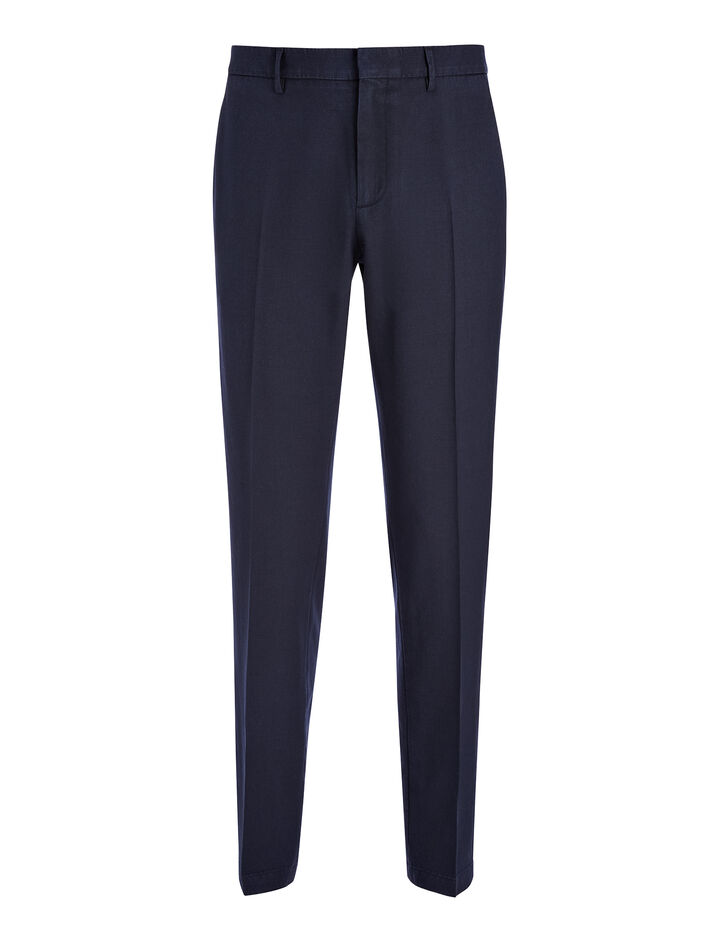 Washed Twill Jack Trouser, in , large | on Joseph