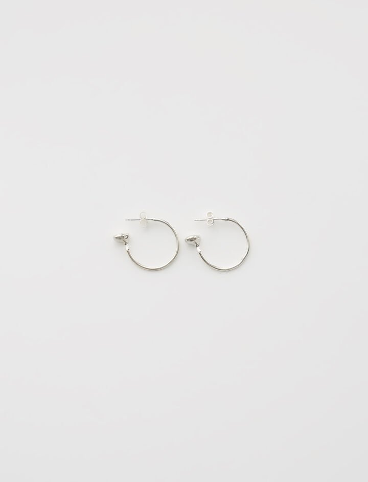 The Lost Dreamer Earrings, in SILVER, large | on Joseph
