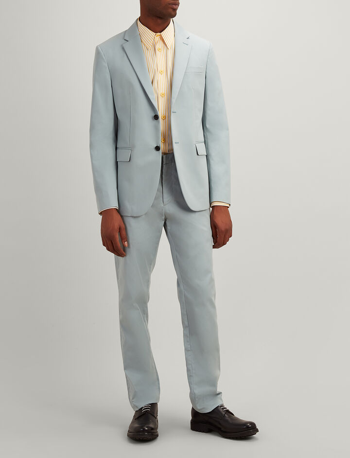 Joseph, Twill Chino California Trousers, in ETON
