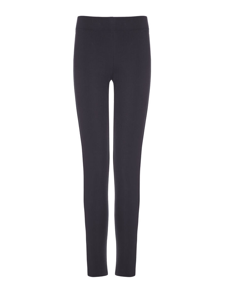 Joseph, Gabardine Stretch Leggings, in INK
