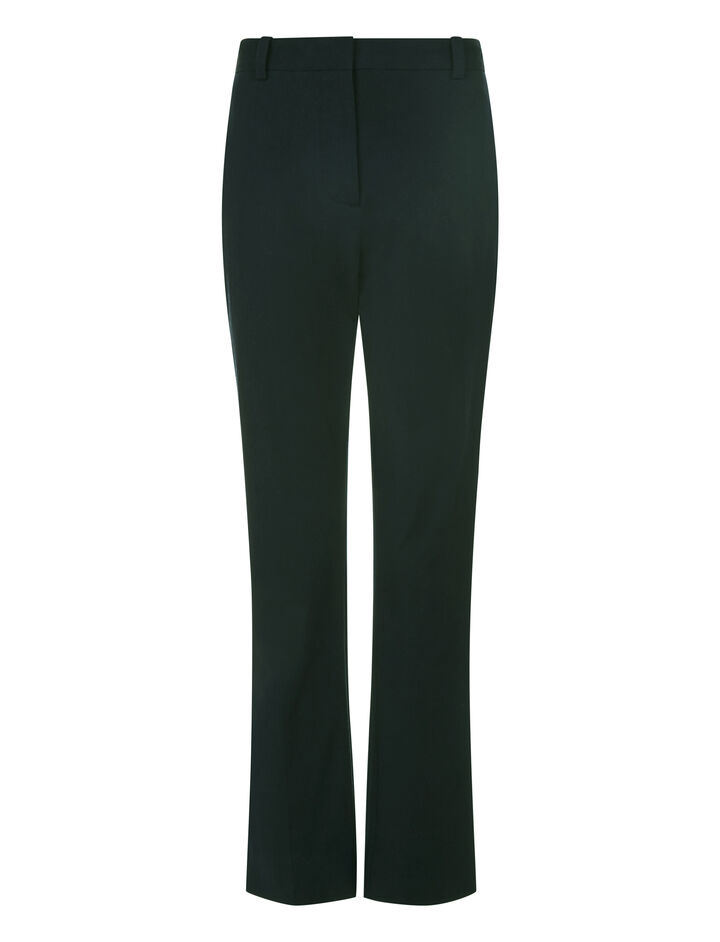 Joseph, Zoom Cotton Stretch Trousers, in BERMUDA