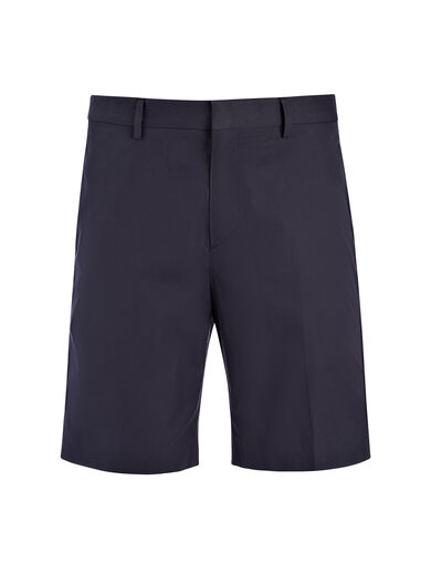 Light Cotton Jack Shorts, in NAVY, large | on Joseph