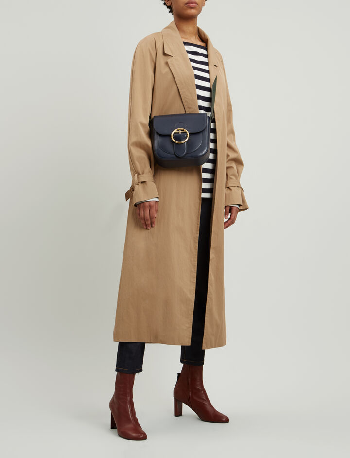 Joseph, Solferino Trench Coat, in CAMEL