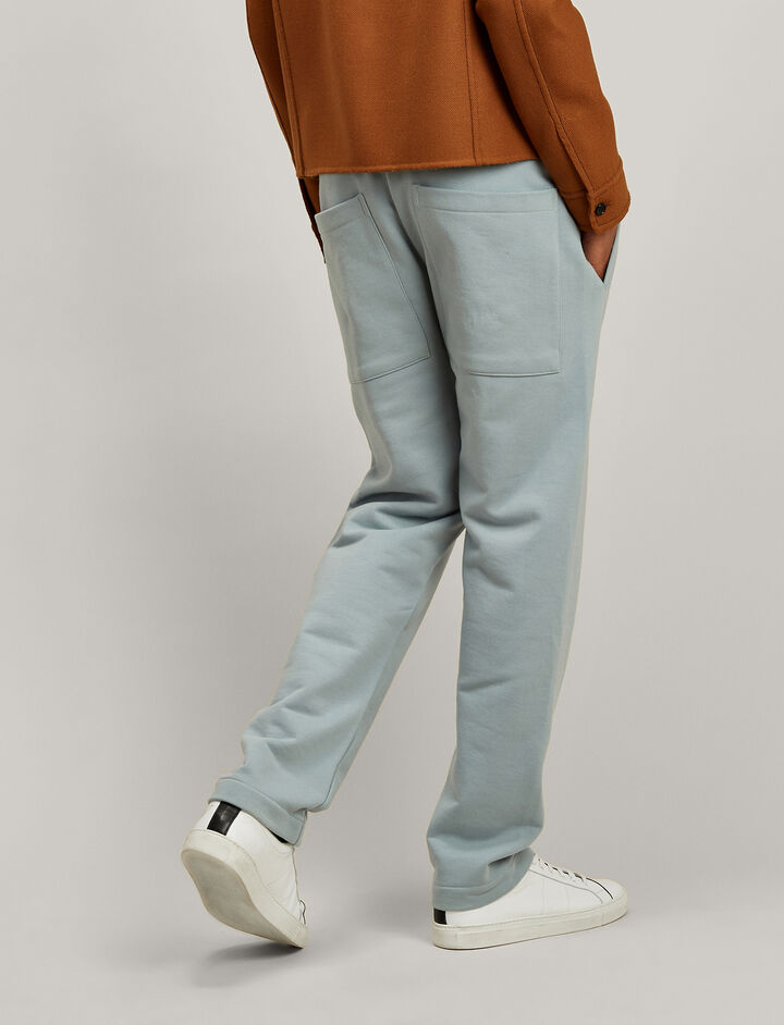 Jersey Sweat Trackpants, in ETON, large | on Joseph