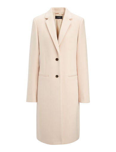 New Wool Coat Martin Coat, in FONDANT, large | on Joseph