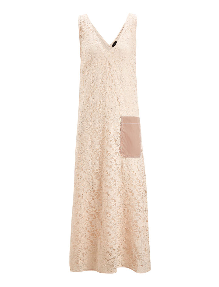 Joseph, Margo Palermo Lace Dress, in BLUSH