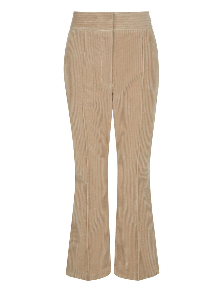 Joseph, Ridge Jumbo Corduroy Trousers, in ANTIQUE