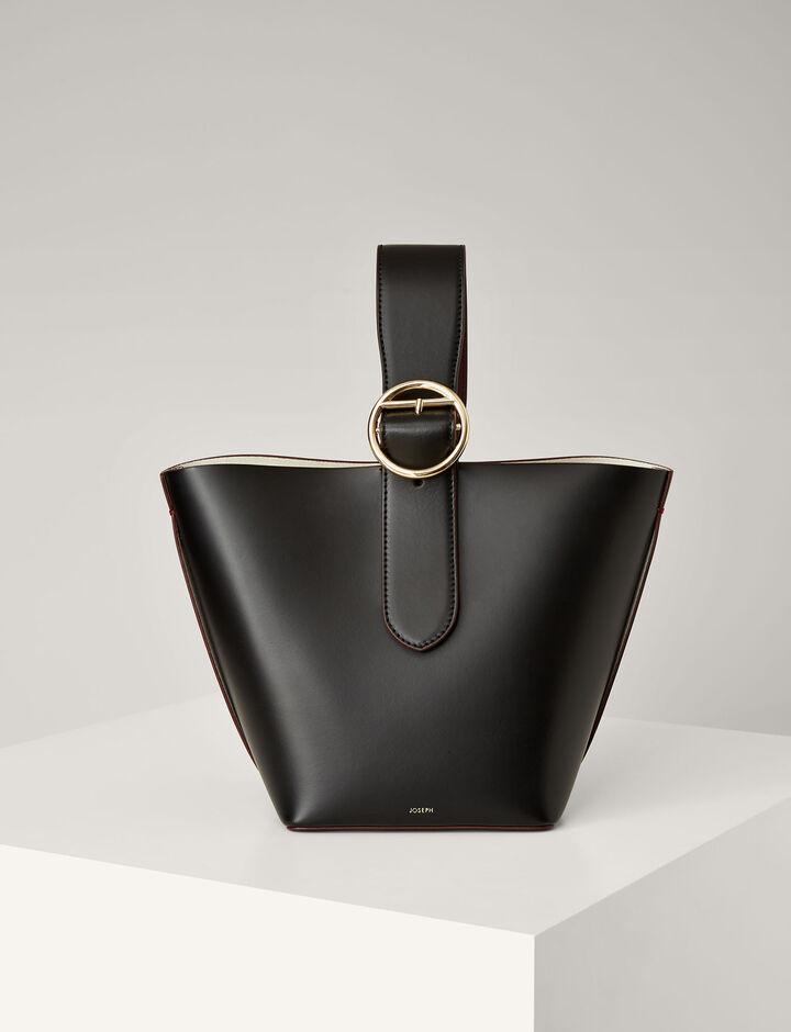 Leather Sevres Bag