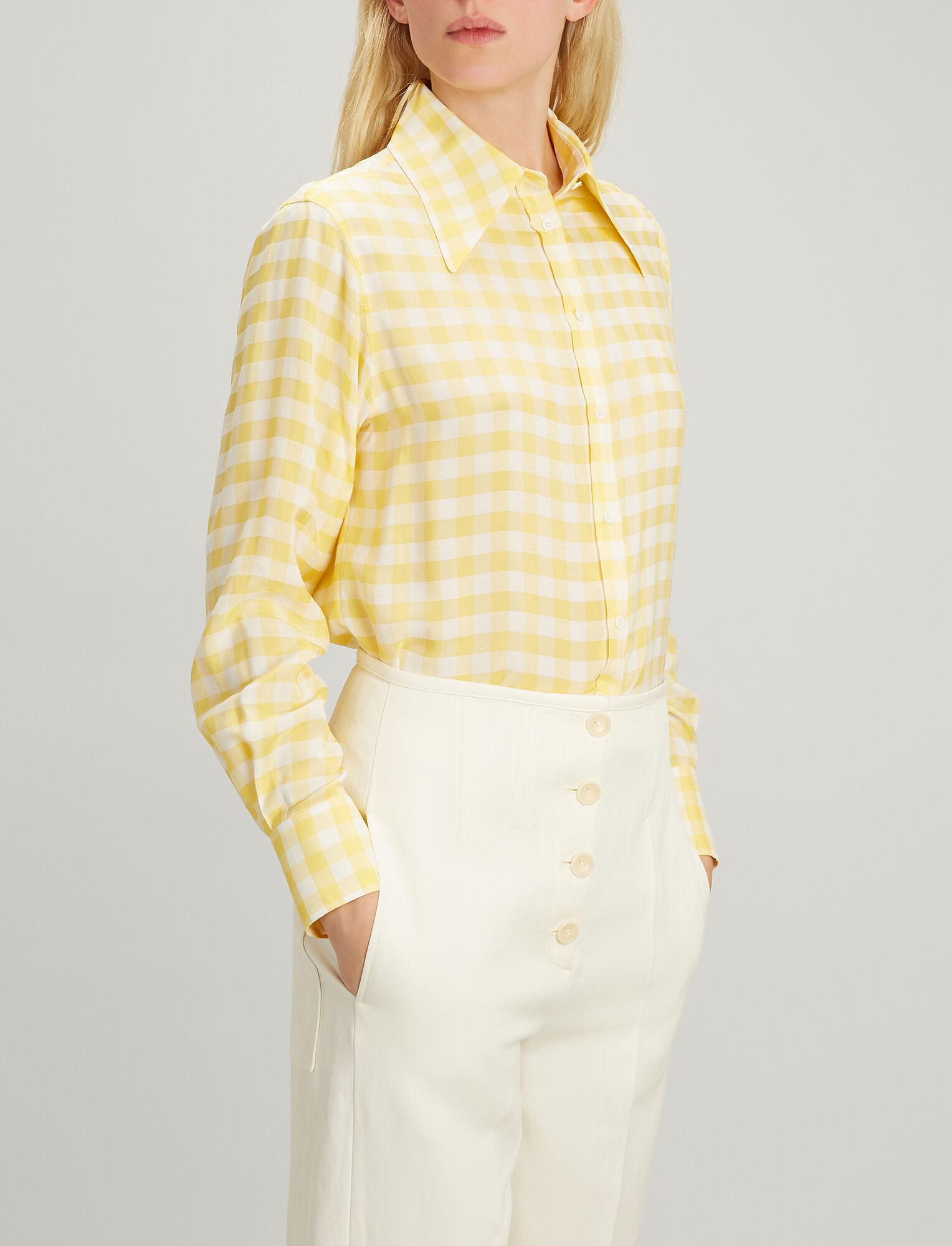Joseph Woman Silk Top Pink Size 42 Joseph Supply Cheap Online Sale Outlet oeOwKgqc