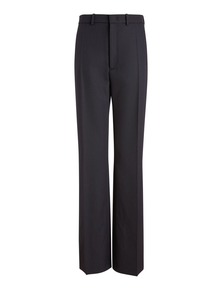 Joseph, Ferguson Fluid Wool Trousers, in NAVY