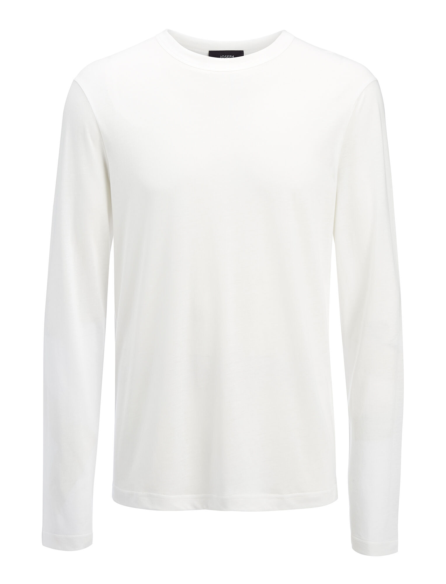 Joseph, Lyocell Jersey Top, in WHITE