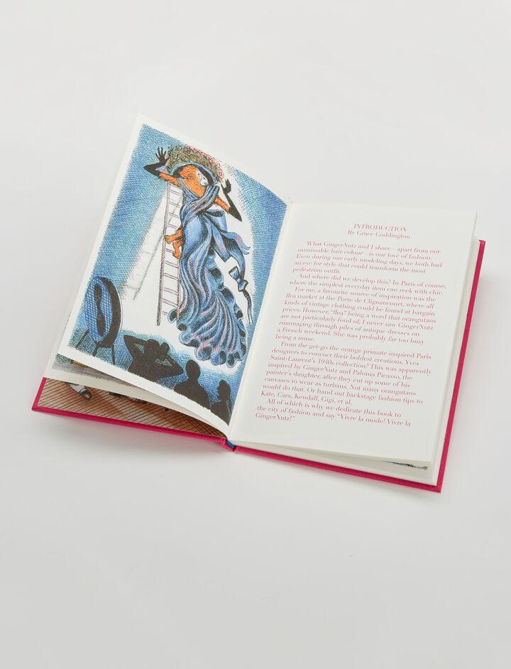 Joseph, GingerNutz Takes Paris: An Orangutan Conquers Fashion Book, in MULTICOLOUR
