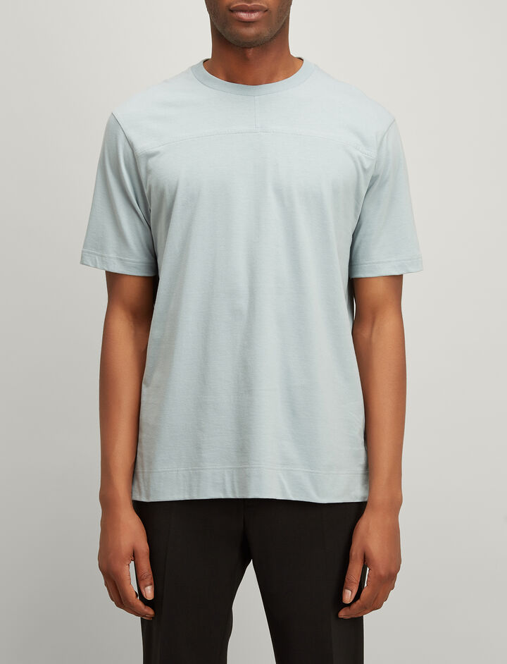 Joseph, Mercerized Jersey Tee, in ETON