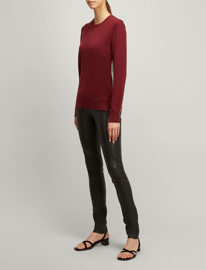 Joseph, Mongolian Cashmere Round neck Sweater , in MORGON