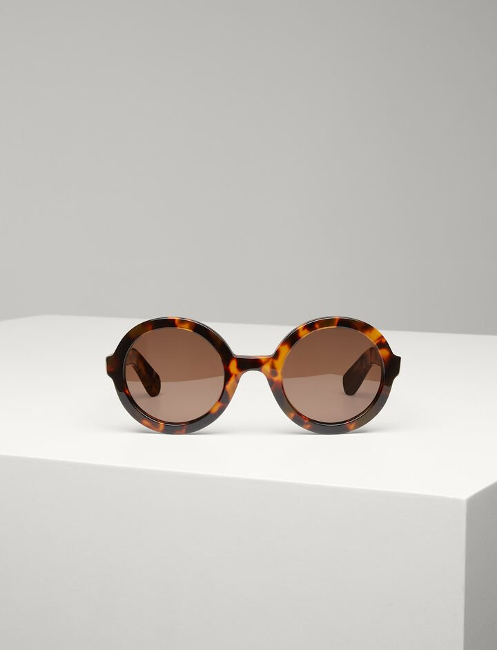Joseph, Brook Sunglasses, in LIGHT TORTOISE
