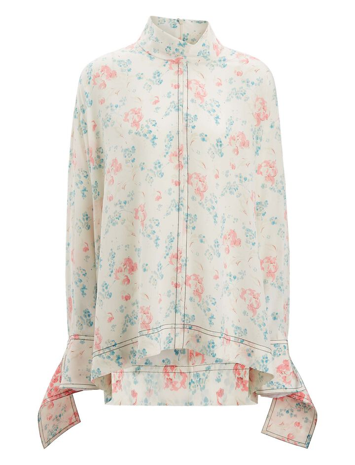 Joseph, Antoine Peony Poppy Blouse, in MULTICOLOUR