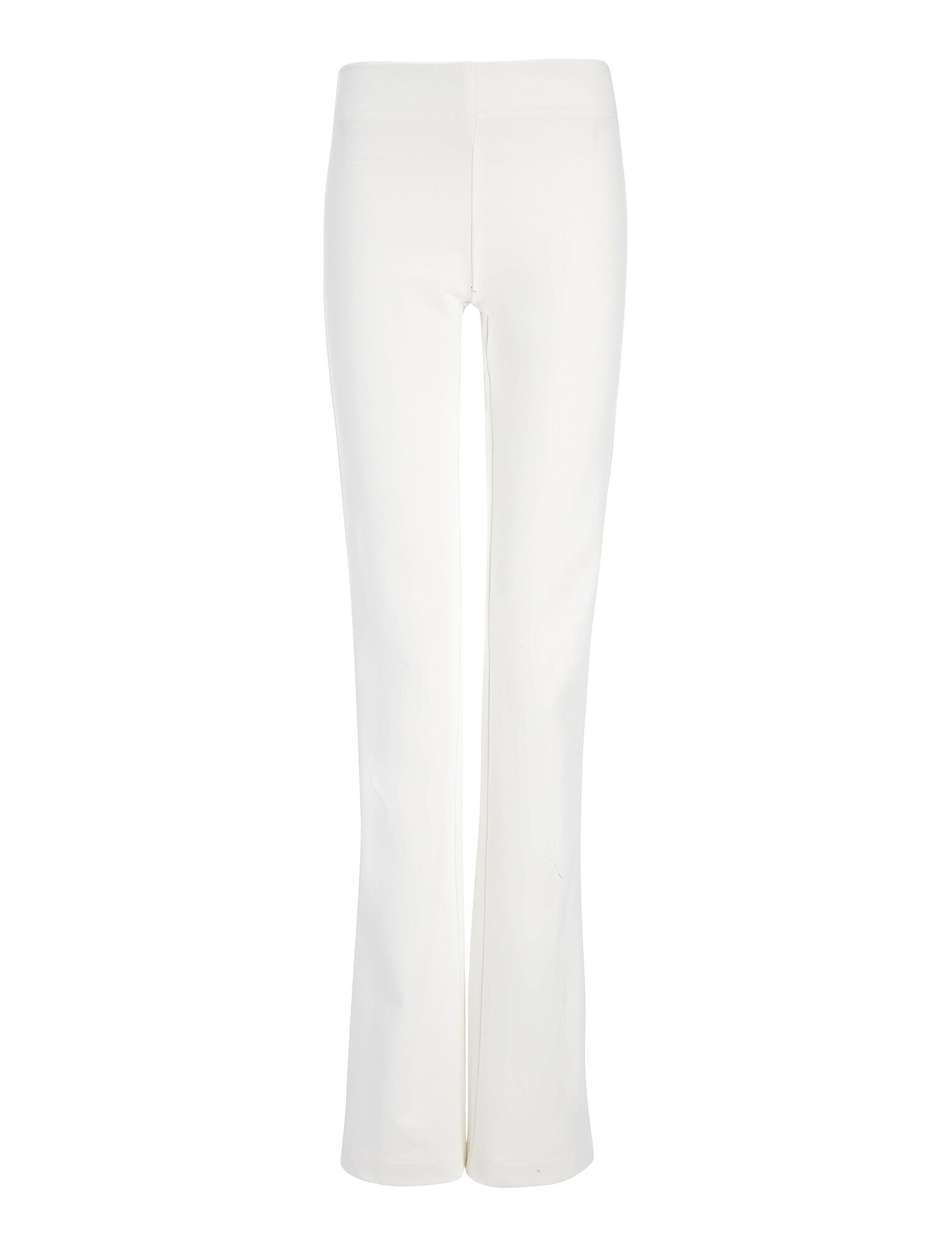 Joseph, Gabardine Stretch Lex Trouser, in OFF WHITE