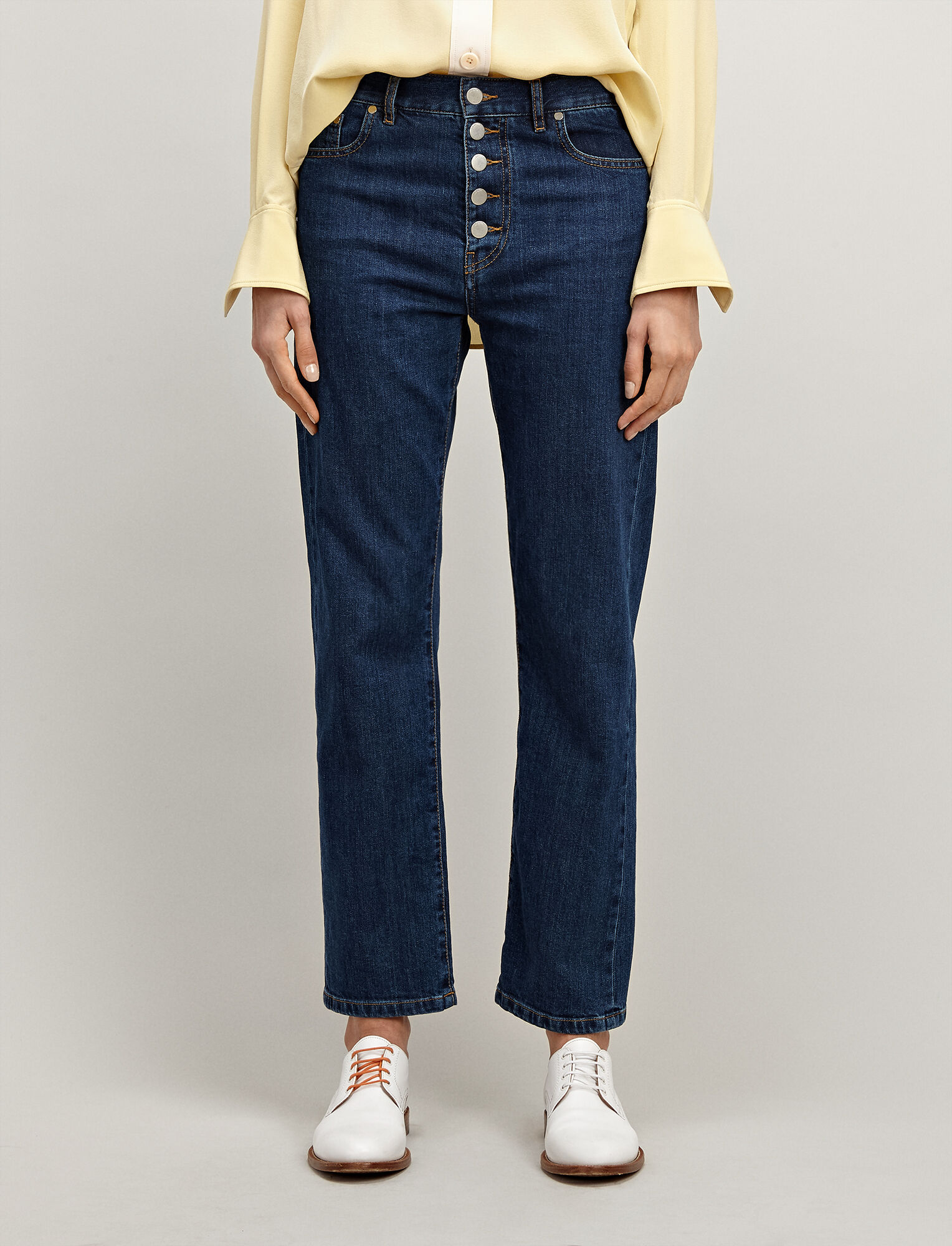 Reliable Cheap Online DENIM - Denim trousers Joseph Very Cheap For Sale Outlet Buy JTEUuqaN