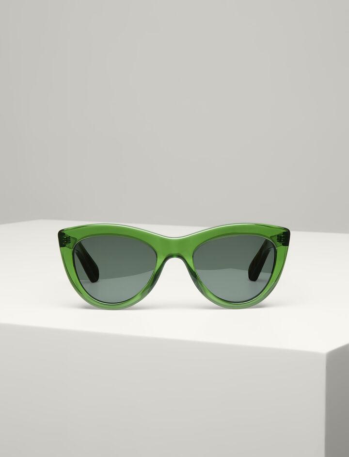 Joseph, Montaigne Sunglasses, in PEA