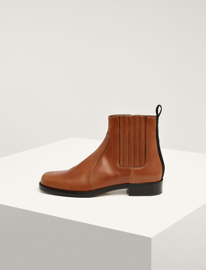 Joseph, Cobain Chelsea Boot, in SADDLE