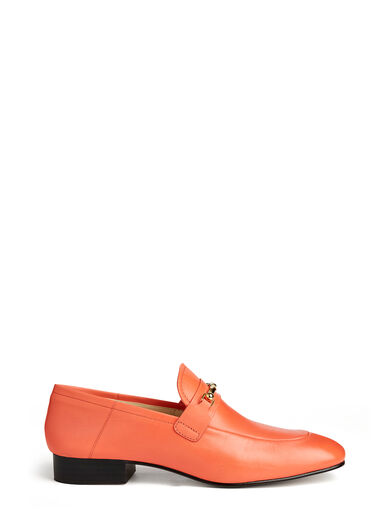 Calf Leather Piccadilly Loafer, in MULTICOLOR, large | on Joseph