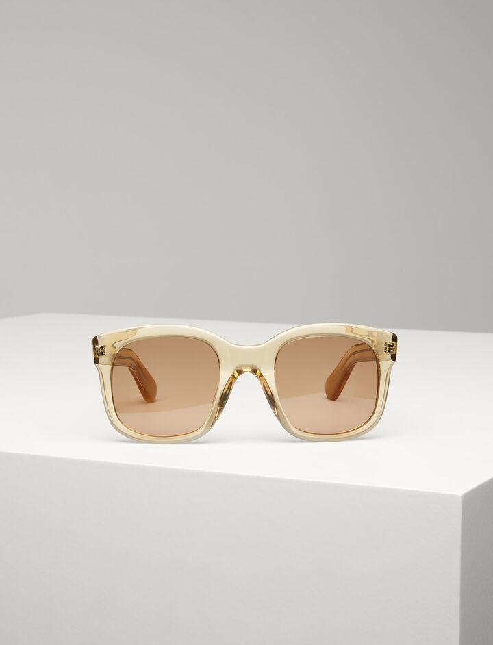 Joseph, Westbourne Sunglasses, in ECRU