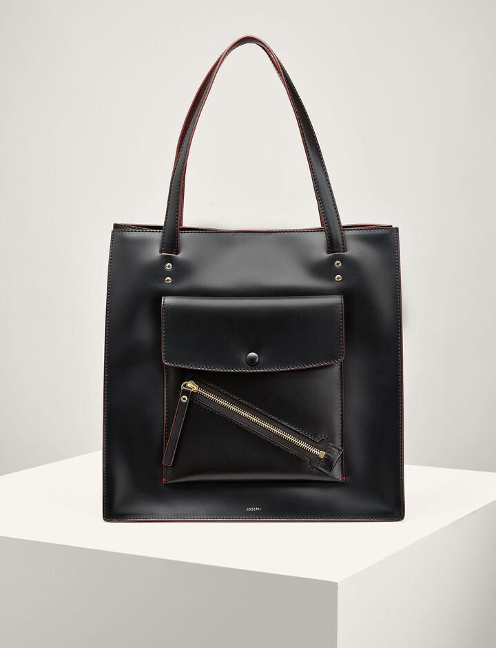 Leather Portobello Bag