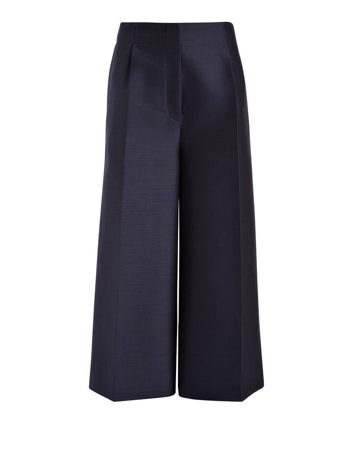 Faile Suiting Mika Trouser, in NAVY, large | on Joseph