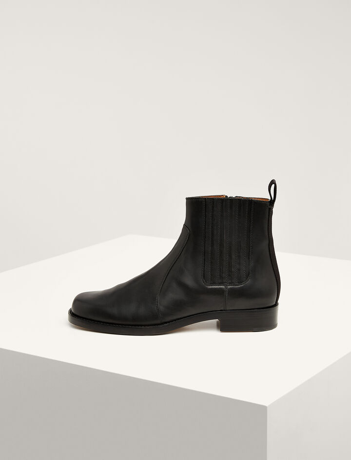 Joseph, Cobain Chelsea Boot, in BLACK