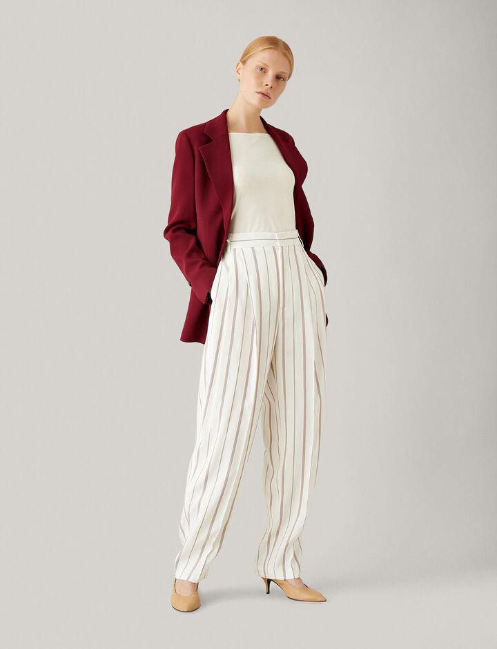 Joseph, Silk Jersey Camisole, in WHITE