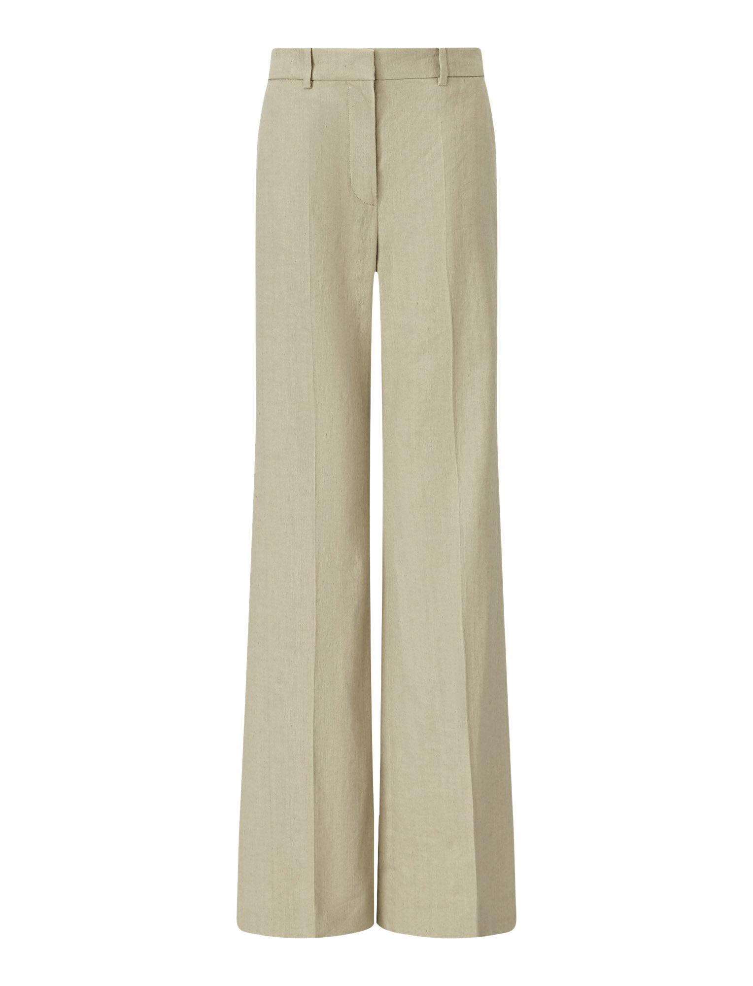 Joseph, Morissey Stretch Linen Trousers, in SAND