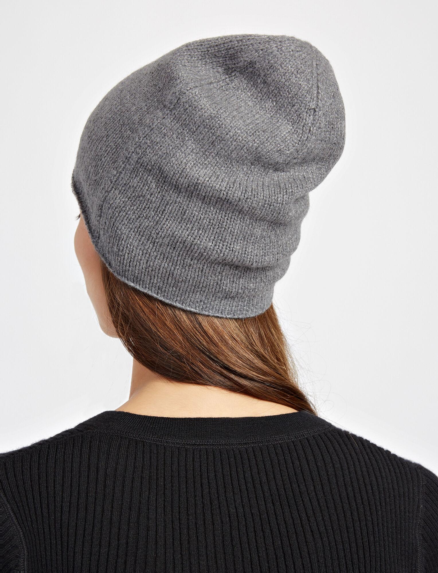 Joseph, Mongolian Cashmere Hat, in GRAPHITE