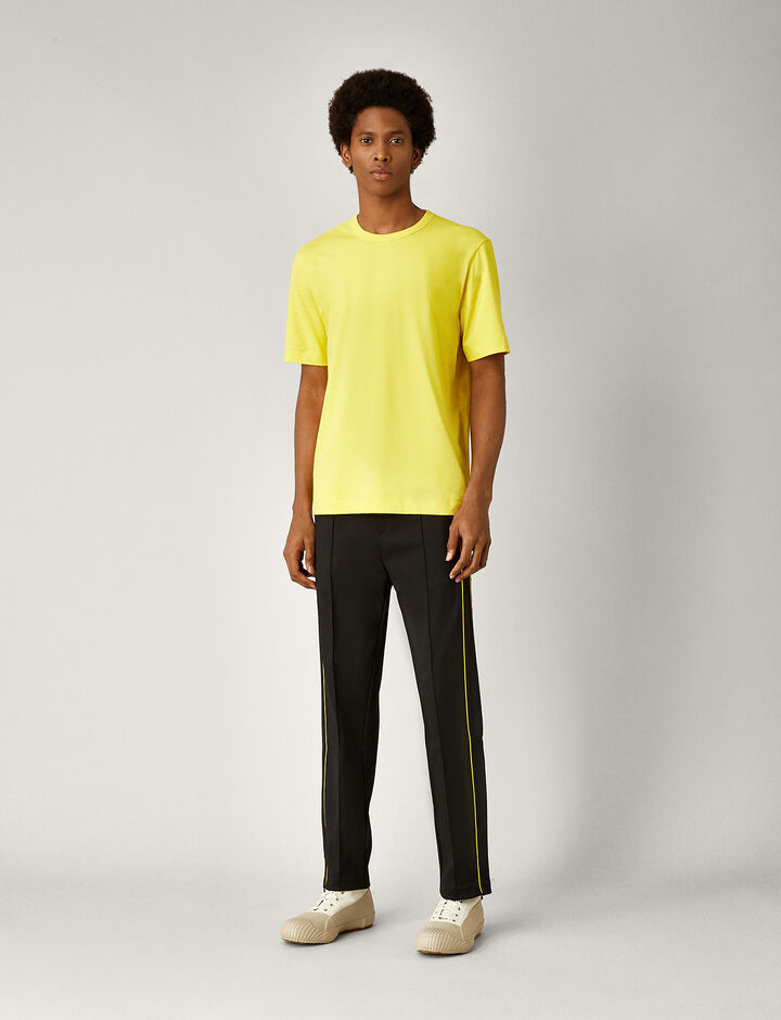 Joseph, Perfect Jersey Tee, in LIME