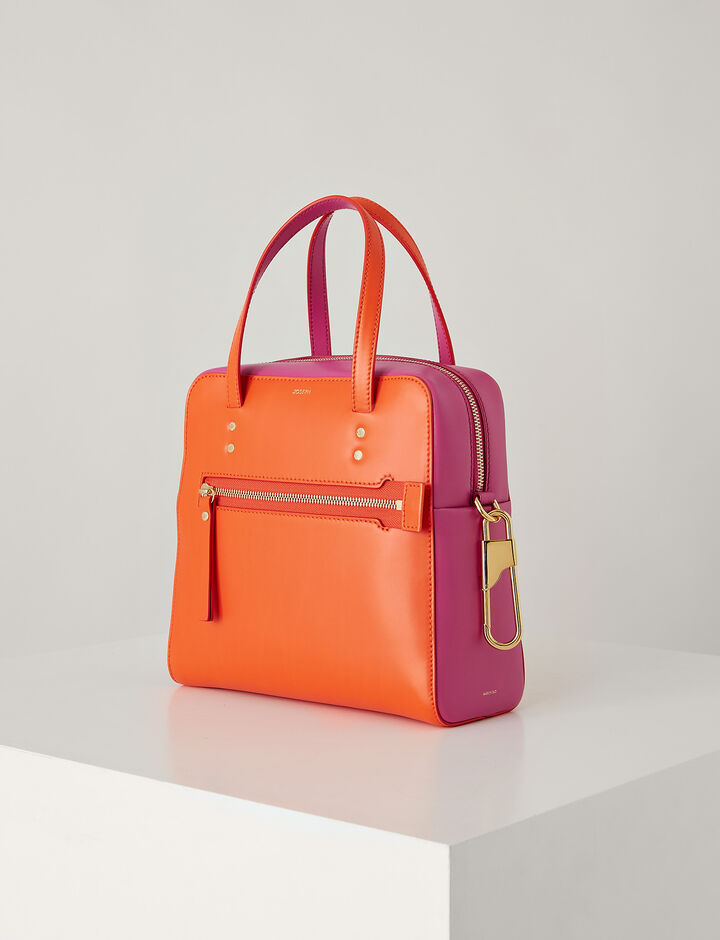 Joseph, Ryder 25 Leather Bag, in CARNELIAN