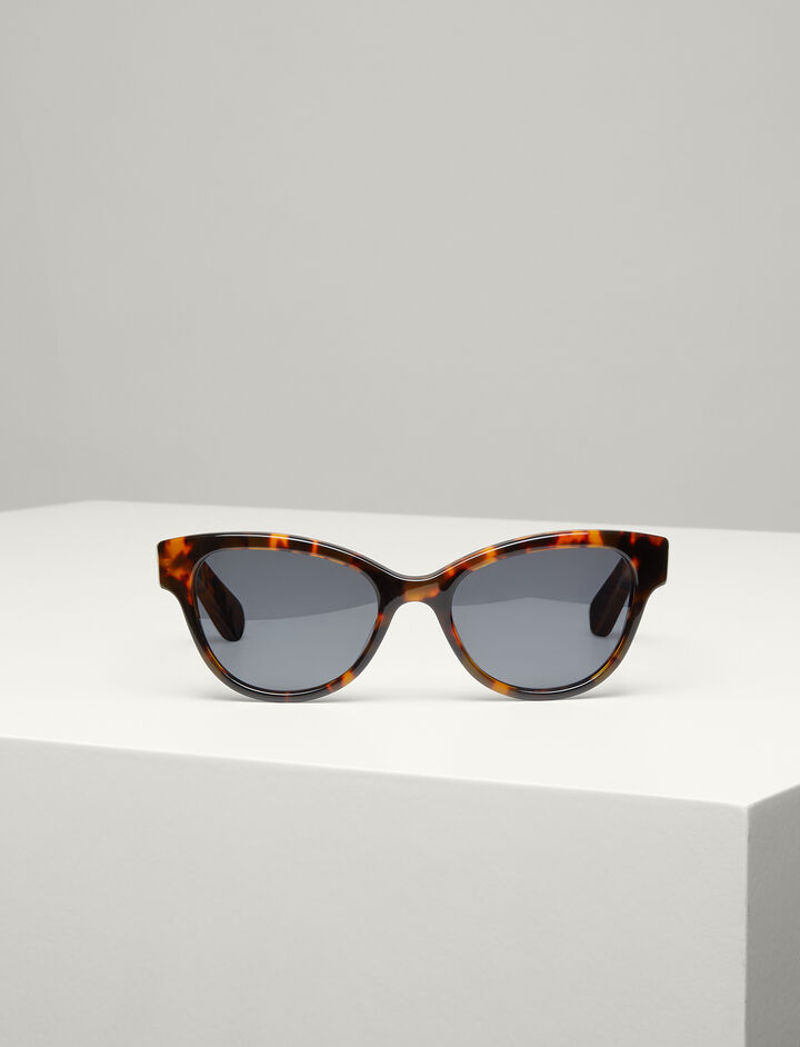 Joseph, Germain Sunglasses, in TORTOISE