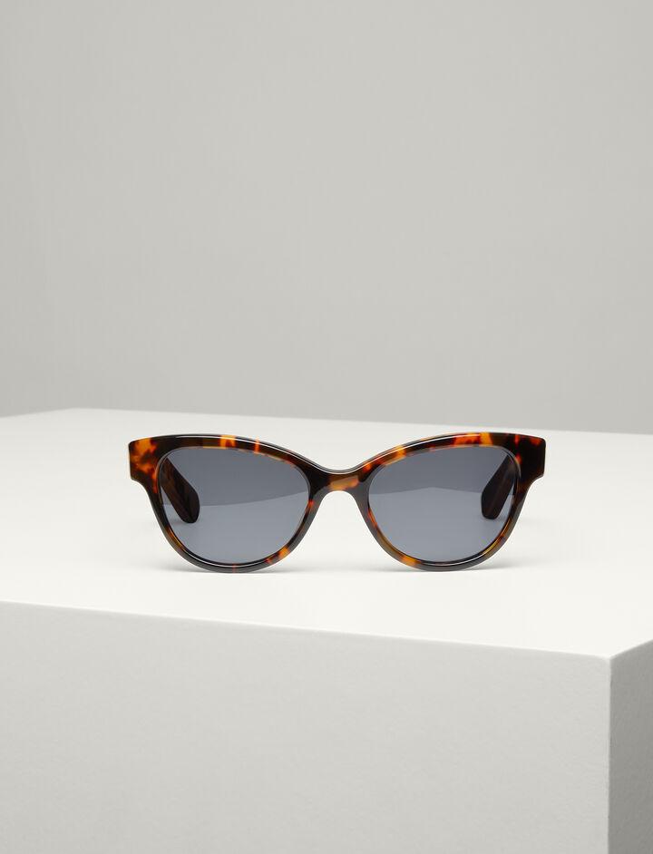 Joseph, Germain Sunglasses, in TORTOISE