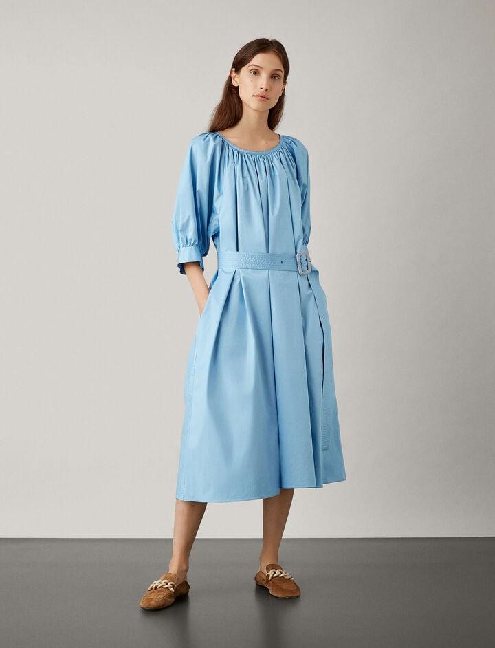 Joseph, Shan Cotton Dress, in CIEL