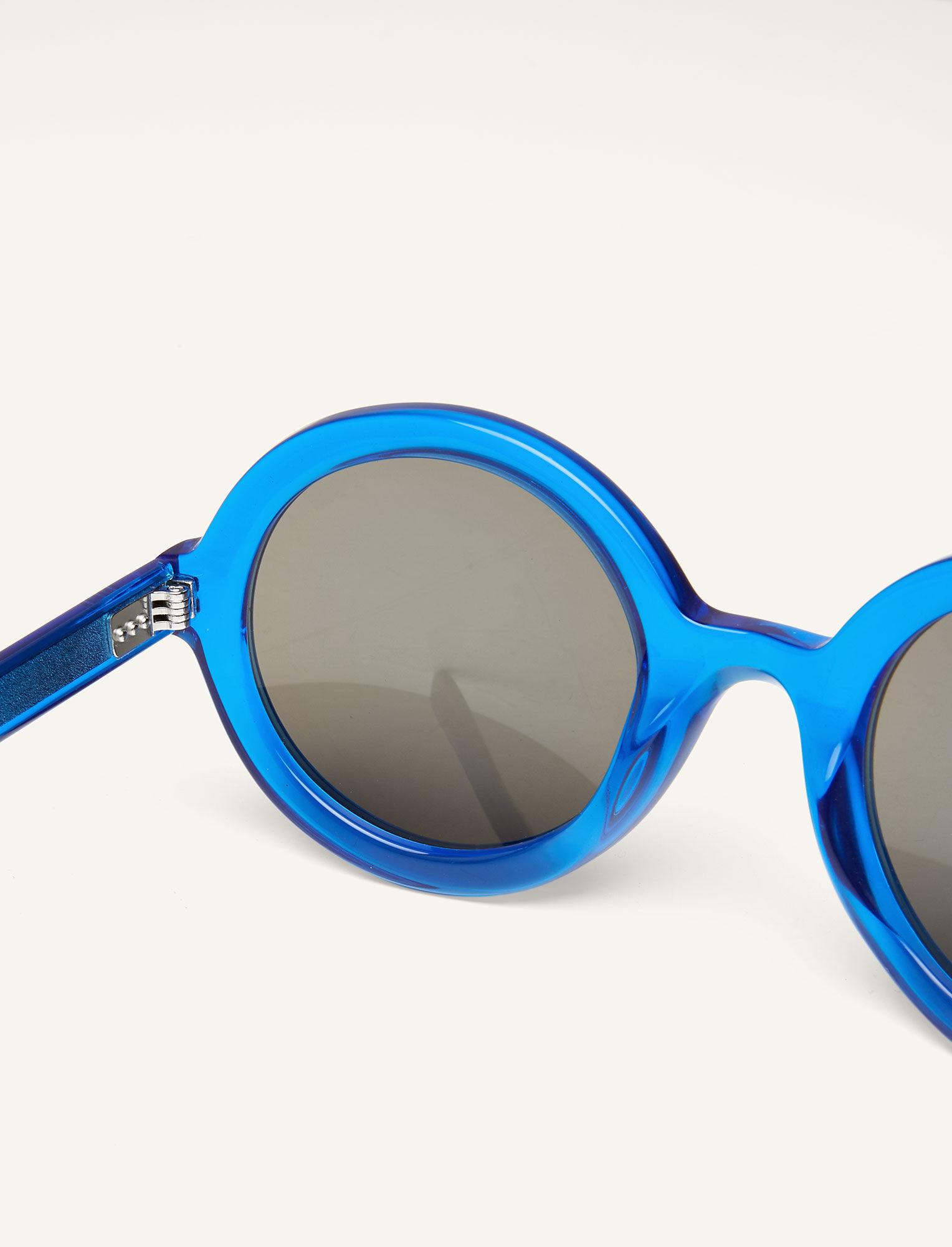 Joseph, Brook Sunglasses, in ELECTRIC BLUE