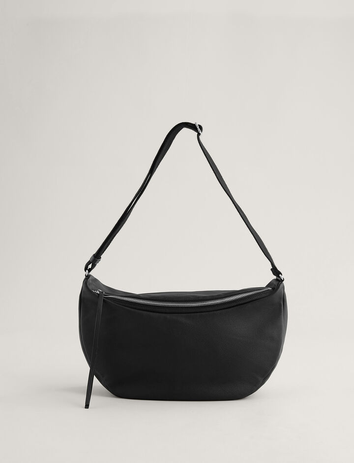 Joseph, Marylebone-Leather, in BLACK