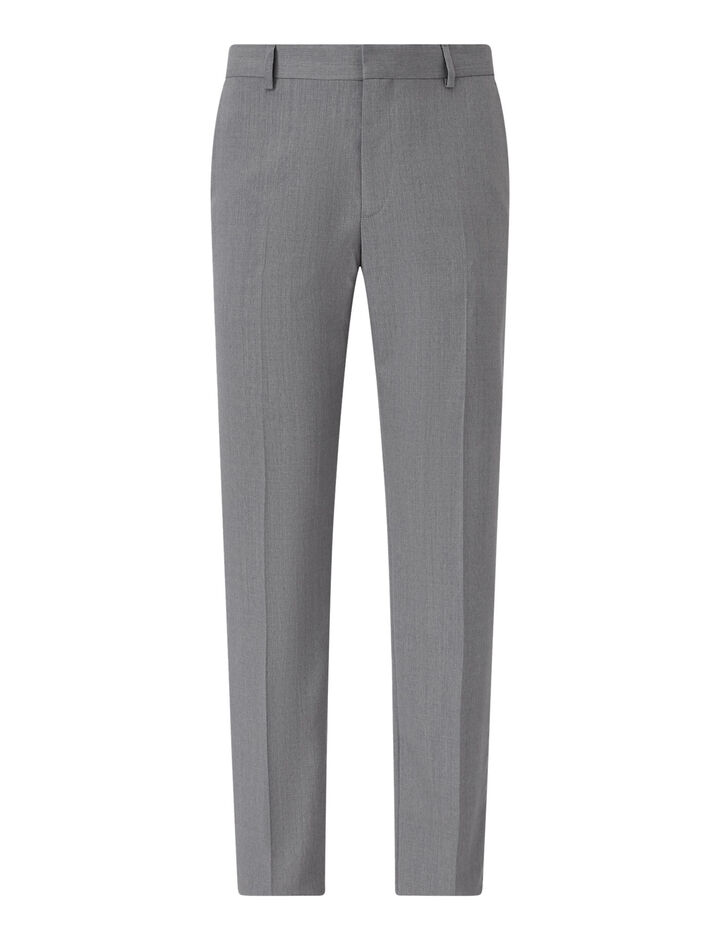 Joseph, Jack-Fine Comfort Wool, in GREY CHINE