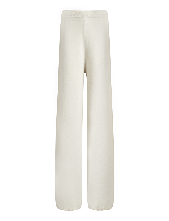Joseph, Wool Cashmere Knit Pants, in ECRU