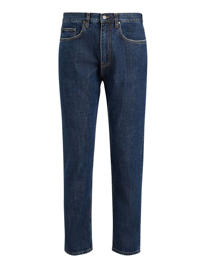 Joseph, Gaston Authentic Blue Trousers, in SAPHIRE