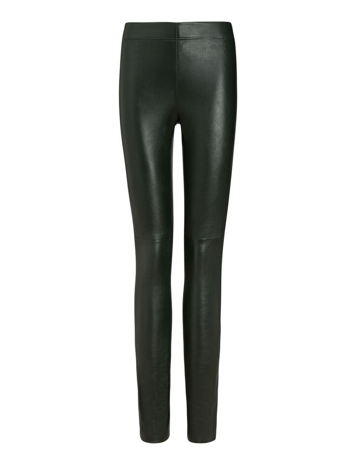 Joseph, Stretch Leather Legging, in BERMUDA