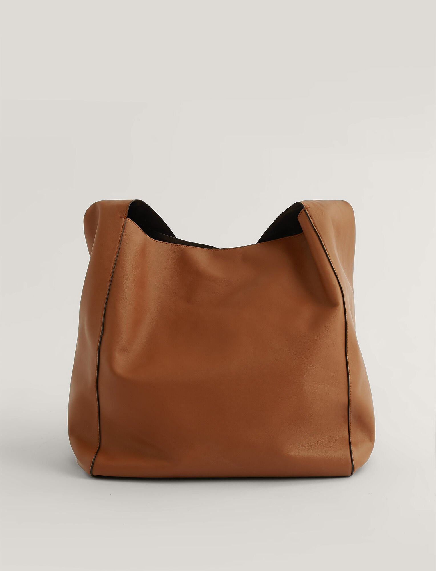 Joseph, Slouch XL Bag, in RUST