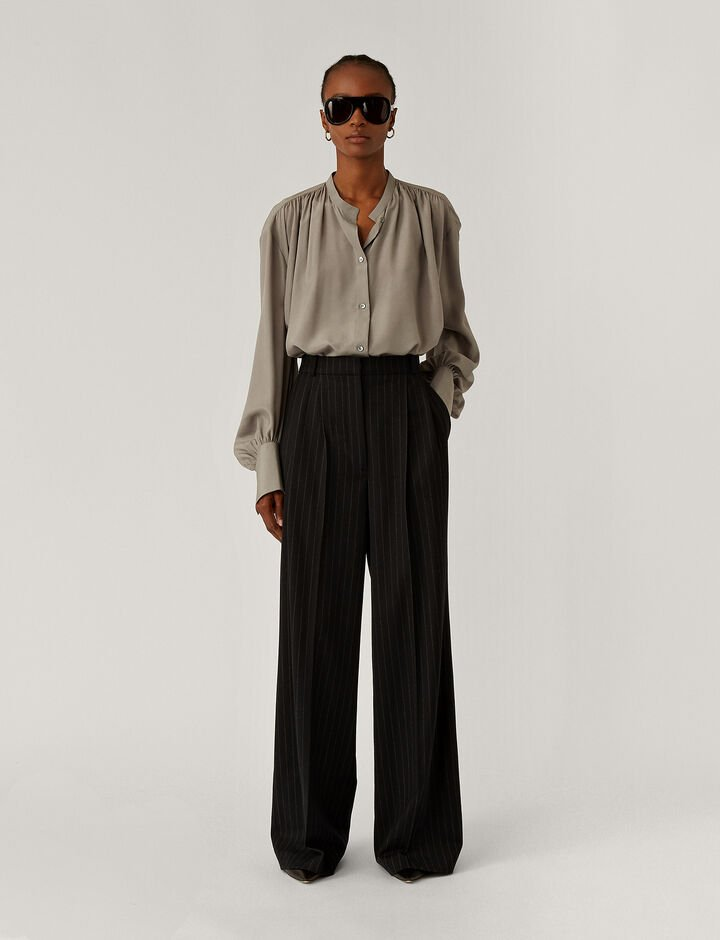 Joseph, Tima Trousers, in Navy