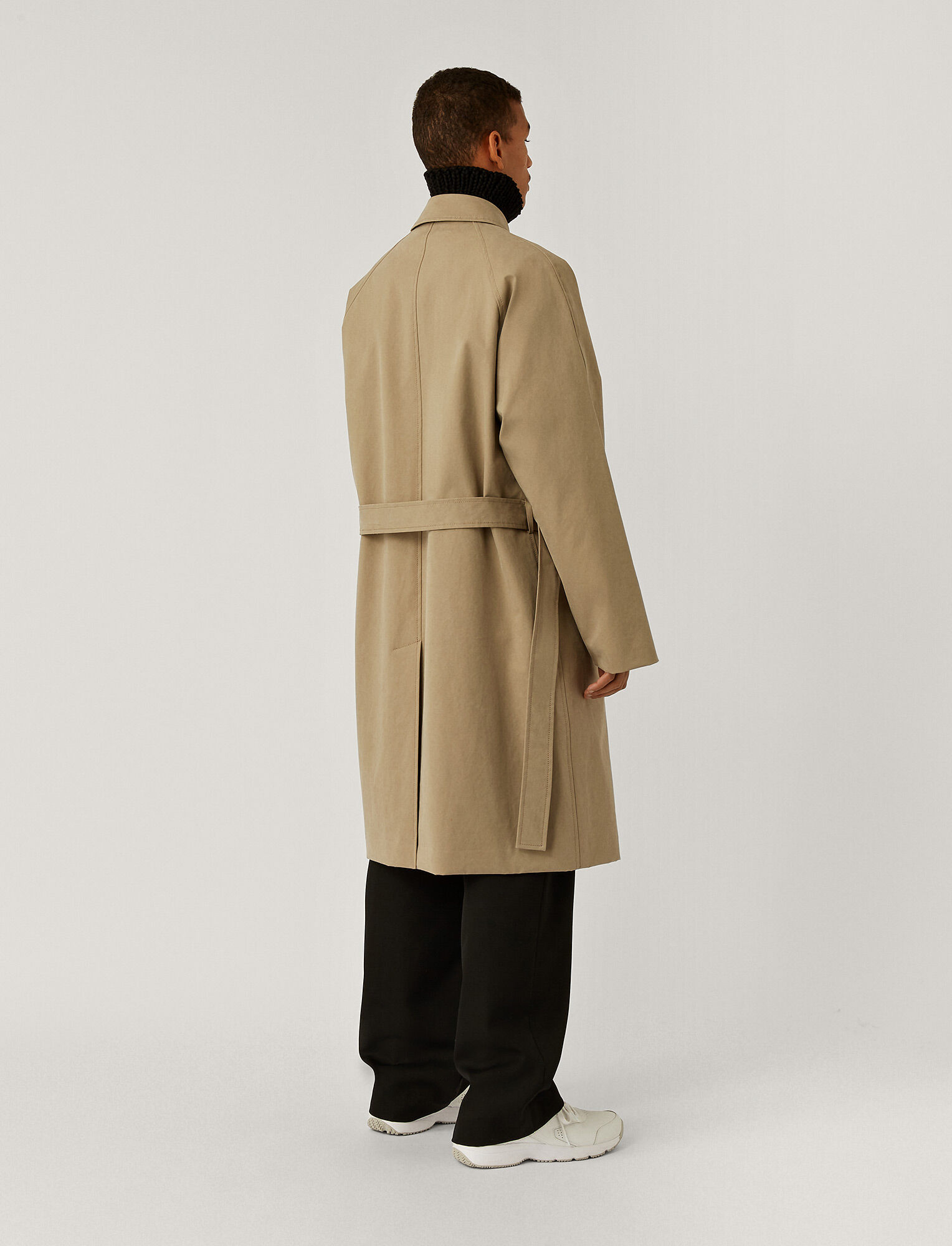 Joseph, Suback Lobos Coat, in BEIGE