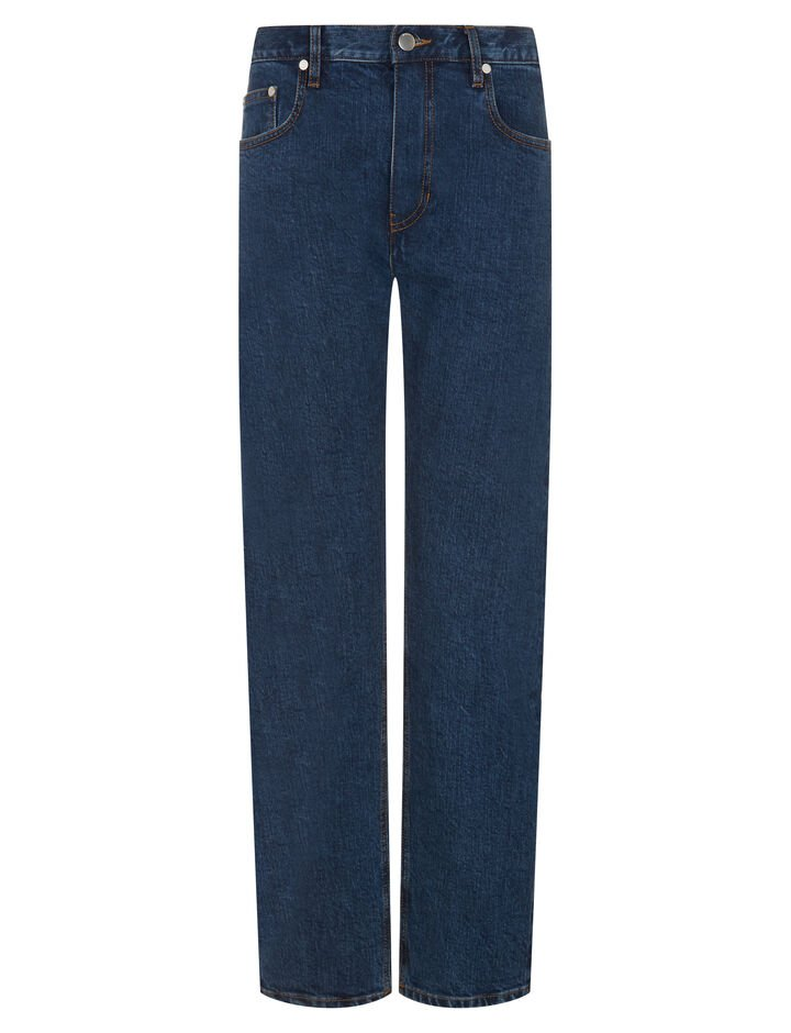 Joseph, Kemp Denim Stretch Trousers, in AUTHENTIC BLUE