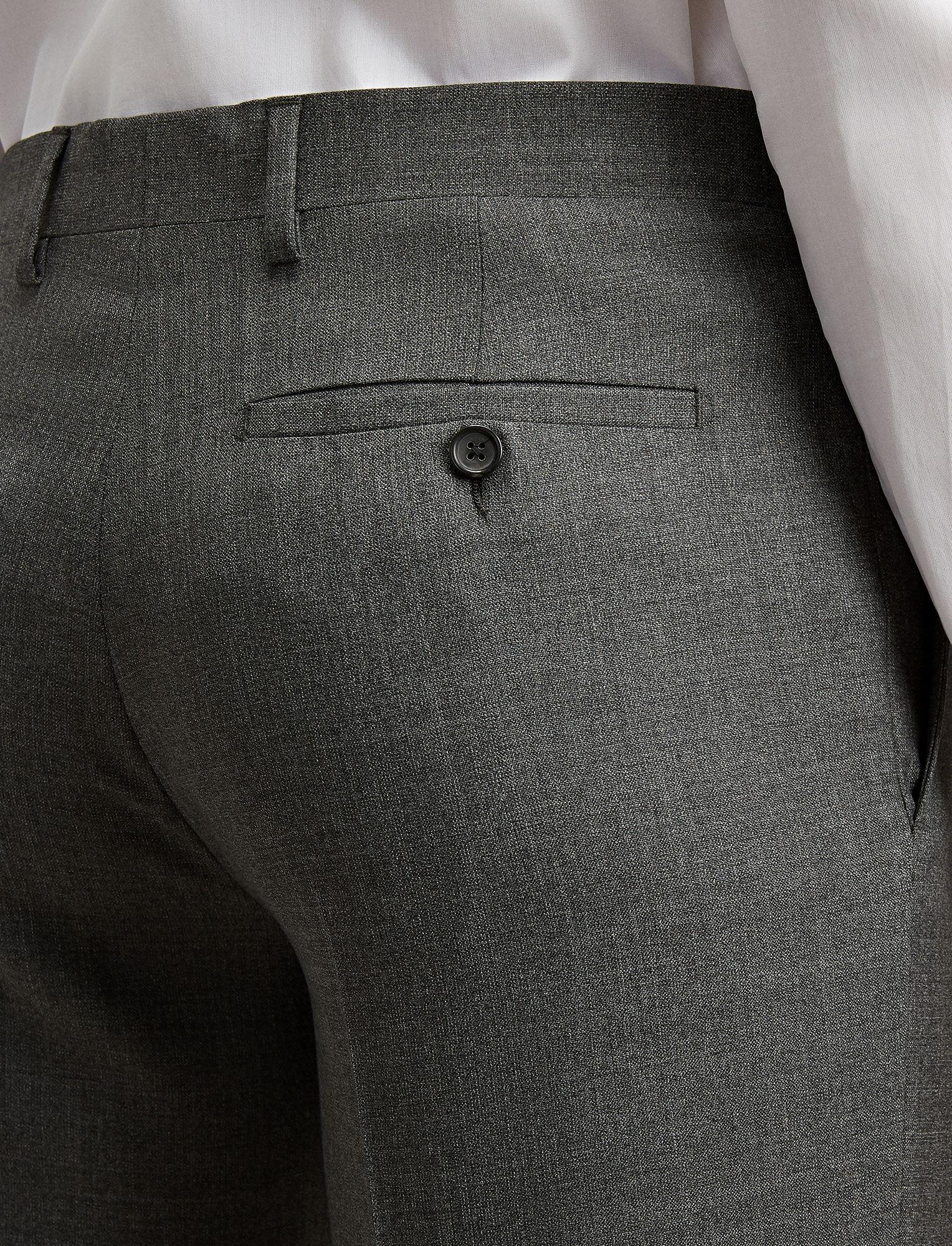 Joseph, Tropical Wool Darwin Suit Trouser, in GREY