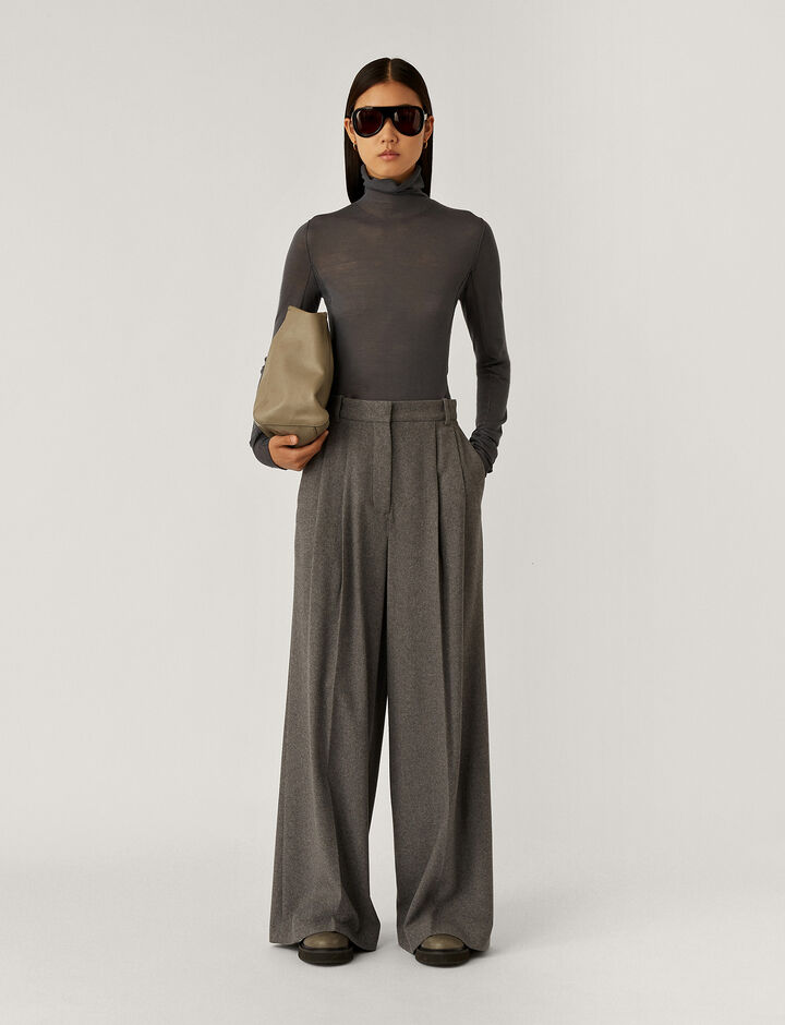Joseph, Tima Trousers, in Ash