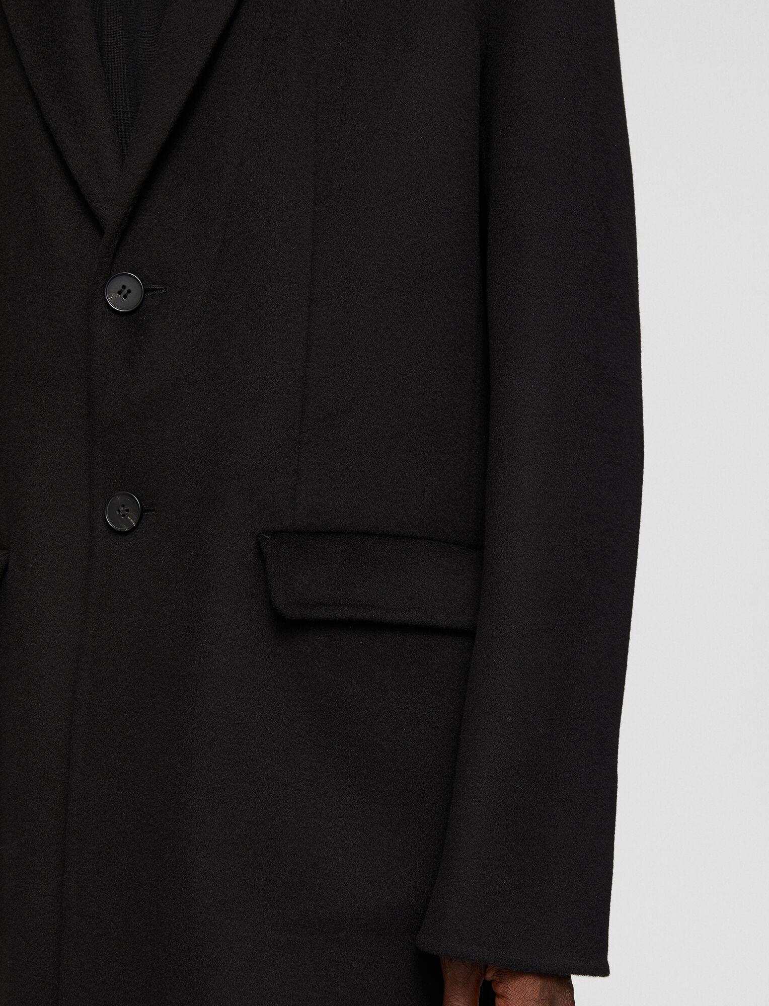 Joseph, Armand Double Face Cashmere Coat, in BLACK